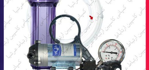 آشنایی با اجزاء به کار برده شده در دستگاه های تصفیه آب خانگی پیور واتر – بخش اول