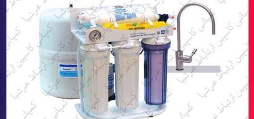 جایگزینی فیلتر های دستگاه تصفیه آب خانگی پیور واتر