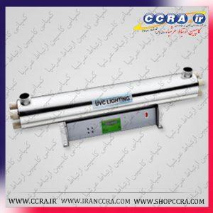 استفاده از فیلتر UV در دستگاه های تصفیه آب خانگی پیور واتر