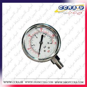 کاربرد فشارسنج در تصفیه آب پیور واتر